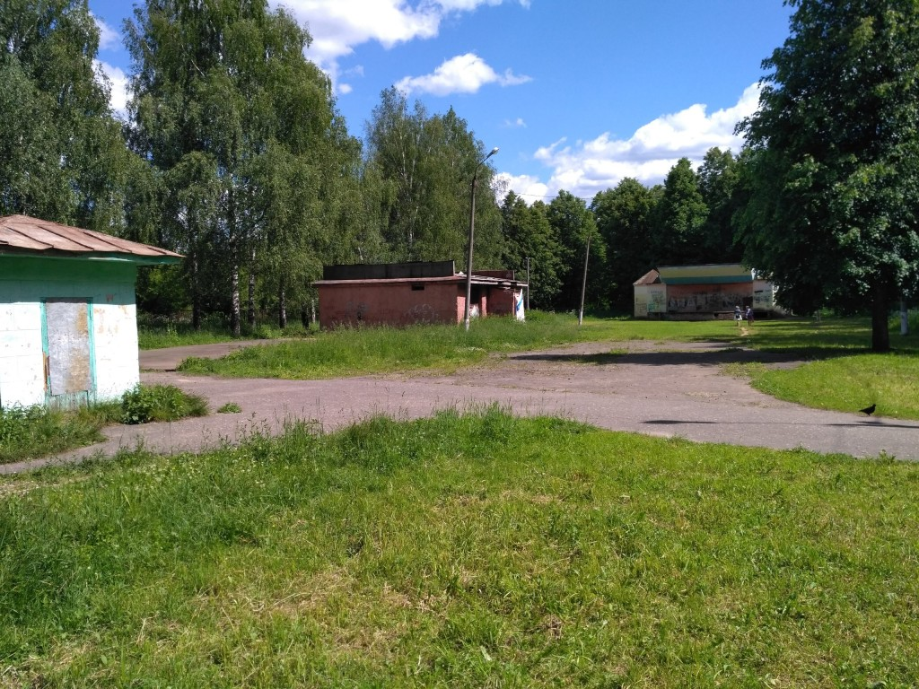 Городской парк культуры и отдыха в Карабаново 02