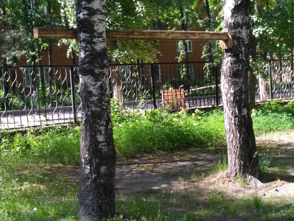 Городской парк культуры и отдыха в Карабаново 05