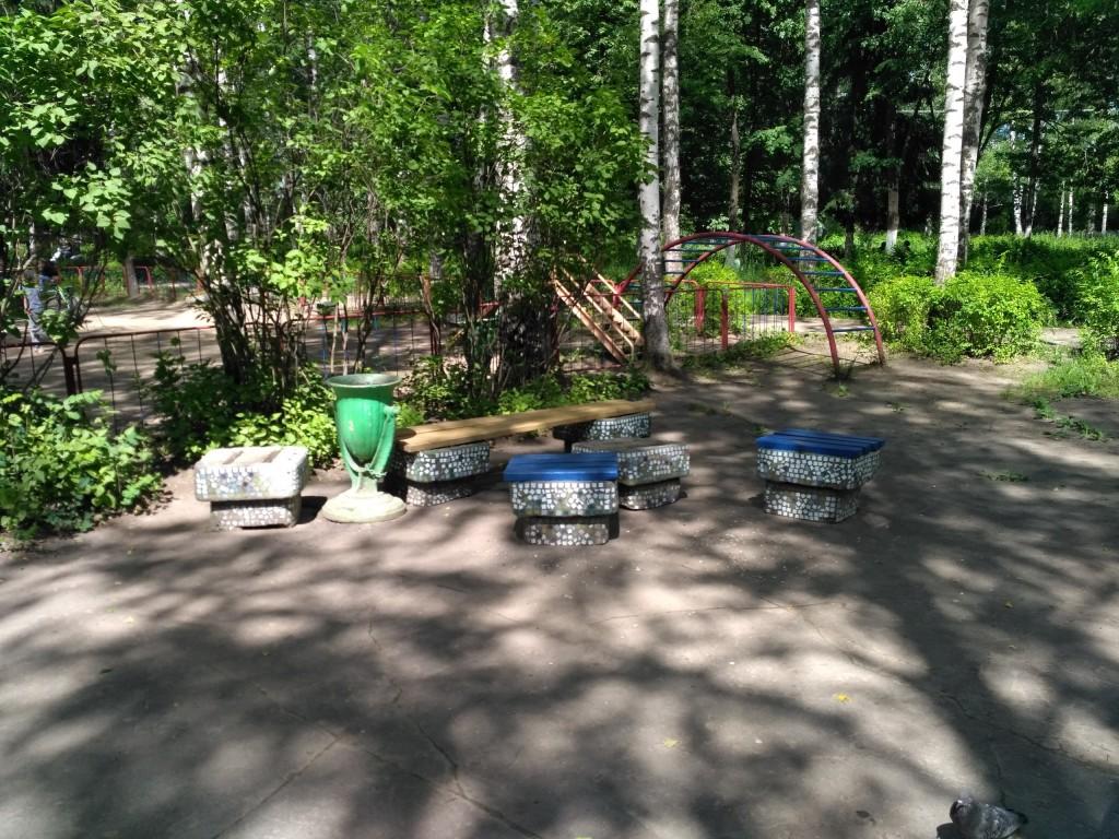 Городской парк культуры и отдыха в Карабаново 06