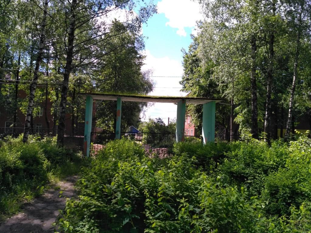 Городской парк культуры и отдыха в Карабаново 09