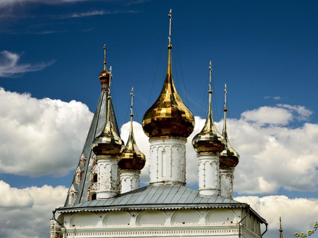 Гороховец, Никольский монастырь 01