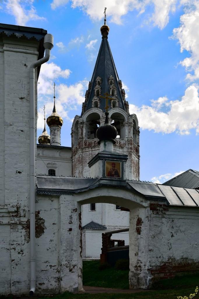 Гороховец, Никольский монастырь 02