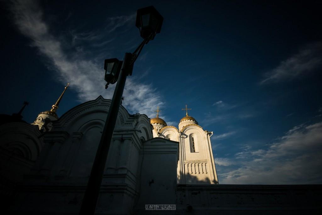 Июльский вечер во Владимире 07