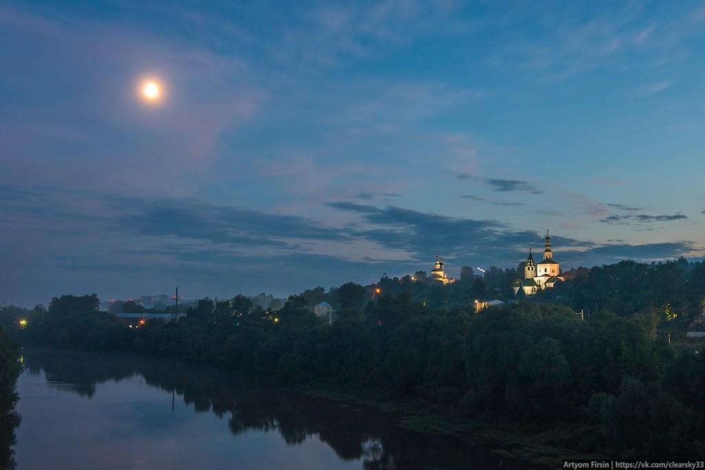 Красоты ночного Владимира 03