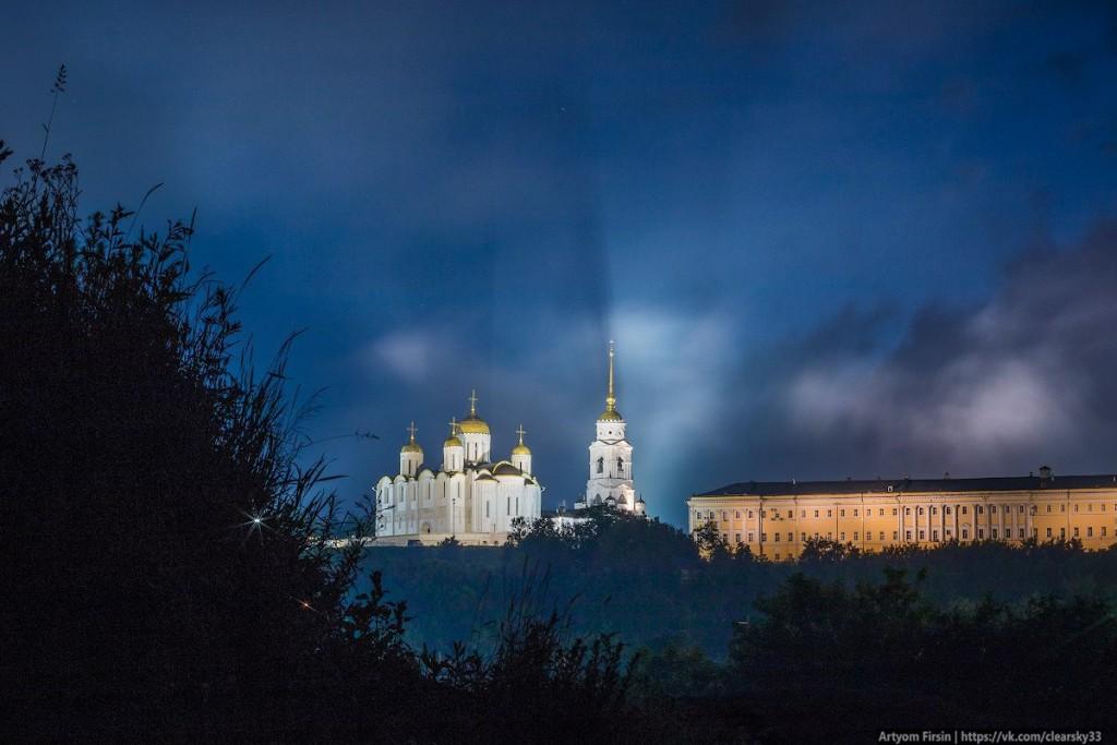Красоты ночного Владимира 05