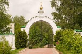 Небылое, Успенский Косьмин мужской монастырь