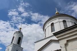Свято-Троицкий Стефано-Махрищский монастырь 2017г.