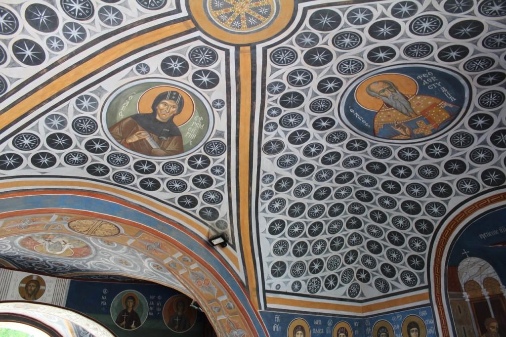 Свято-Троицкий Стефано-Махрищский монастырь 2017г 04