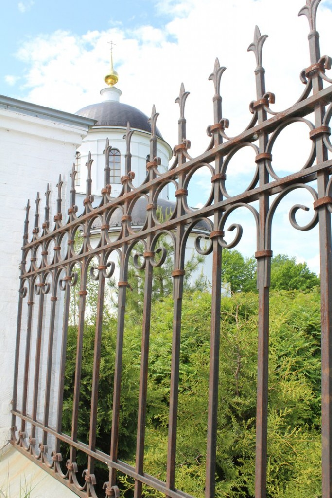 Свято-Троицкий Стефано-Махрищский монастырь 2017г 09