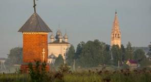 Село Всегодичи Ковровского района в 4 утра