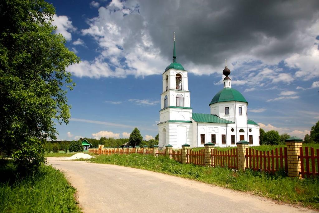 Село Новое Ковровского района 01