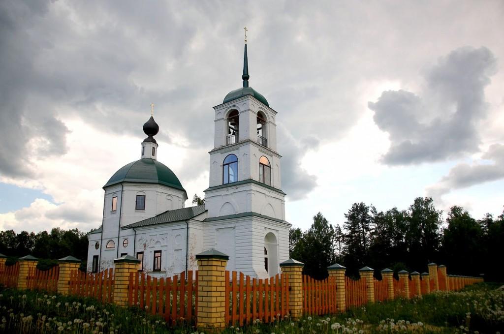 Село Новое Ковровского района 03