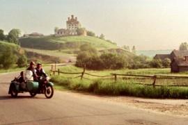 Село Пантелеево, Ковровский район. 1976 и 2015 годы