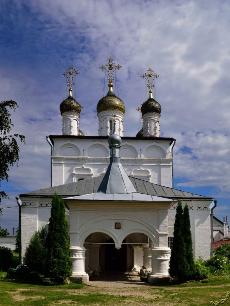Сретенский монастырь, Гороховец 01