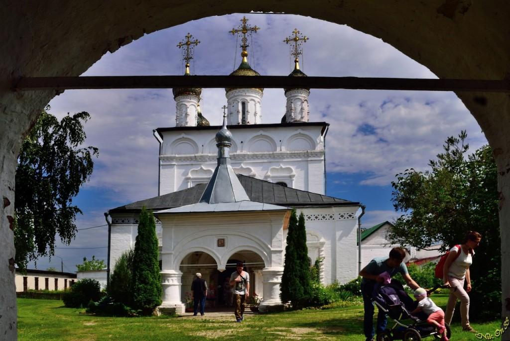 Сретенский монастырь, Гороховец 02