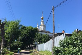 Тихие Владимирские улочки
