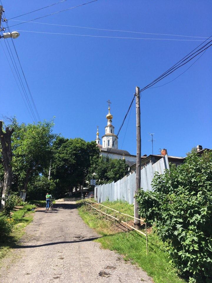 Тихие Владимирские улочки 01