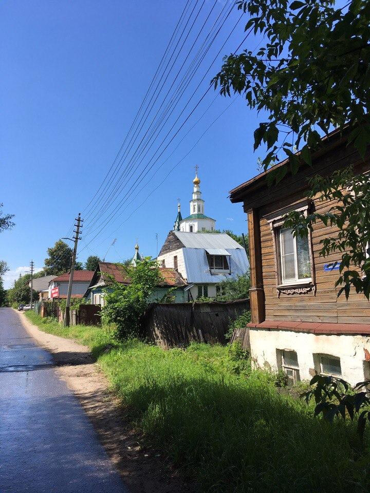 Тихие Владимирские улочки 05