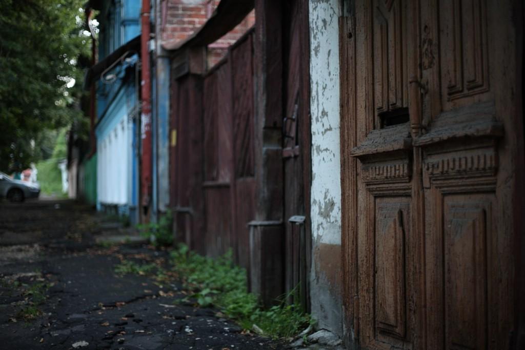 Ул. Герцена и Ильинская-Покатая, город Владимир 05