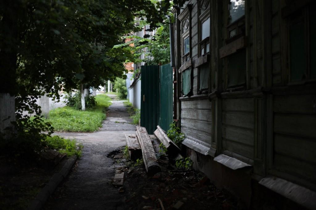 Ул. Герцена и Ильинская-Покатая, город Владимир 06