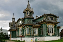 г. Гороховец, дом М.И.Шорина