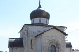 г. Юрьев-Польский и его Георгиевский собор, 2017