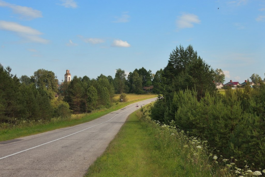 село Ильинское, Селивановский р-н