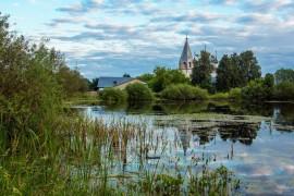 с. Осипово Ковровский район 24 июля 5ам