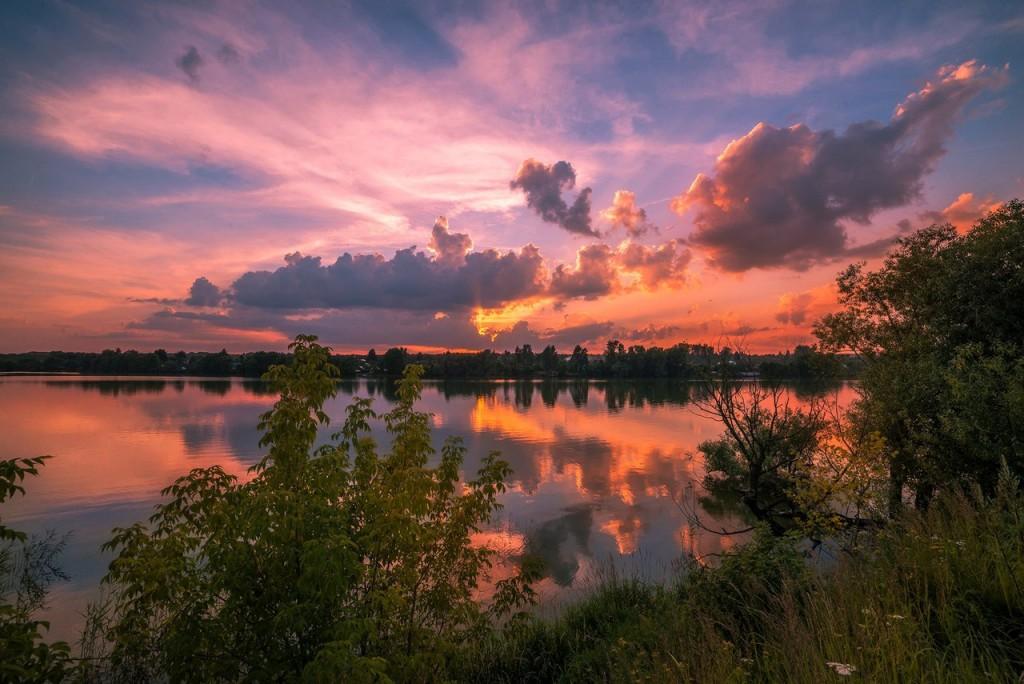 Еще один закат на Содышке (Владимир, август 2017) 04