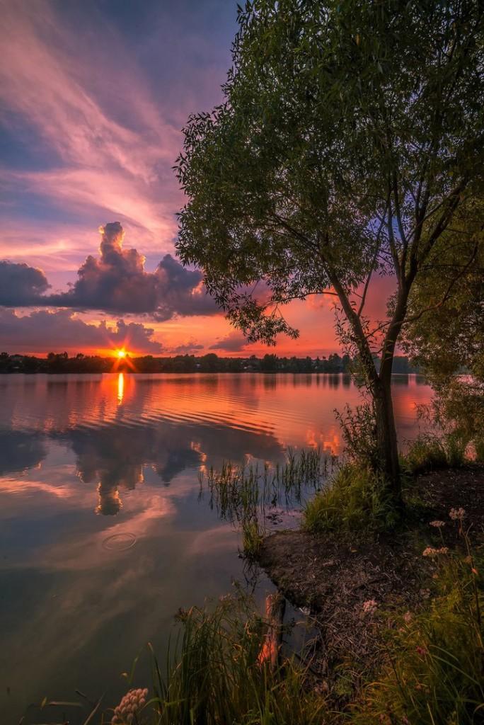 Еще один закат на Содышке (Владимир, август 2017) 09