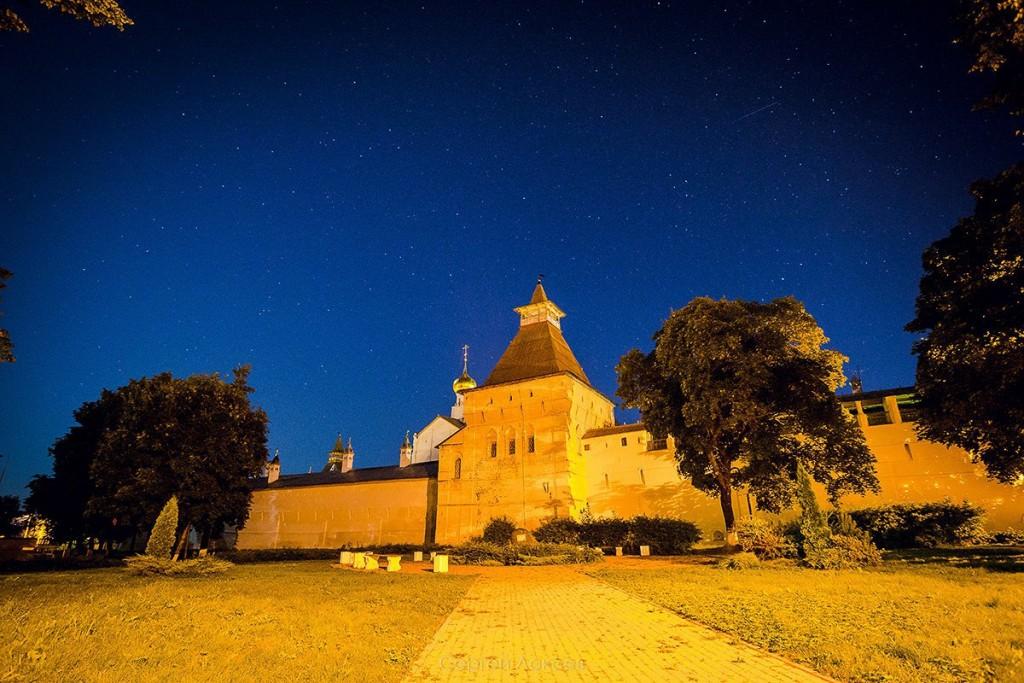 Звёздное небо над Ростовом Великим 04