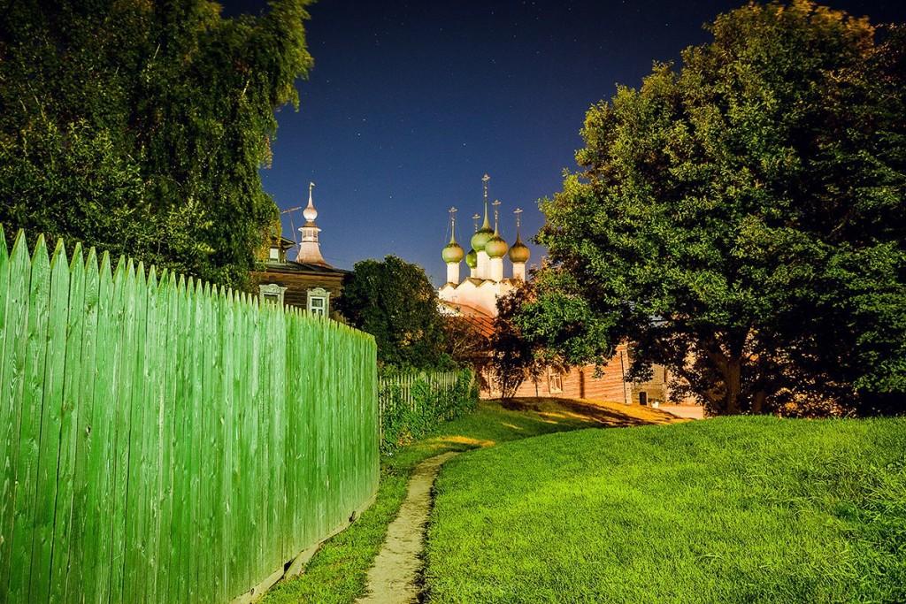 Звёздное небо над Ростовом Великим 05