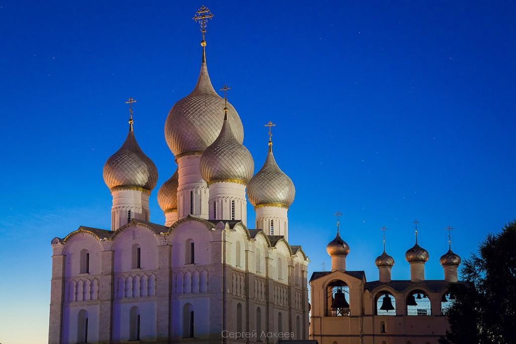Звёздное небо над Ростовом Великим 09