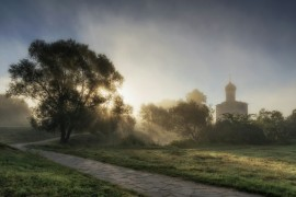 Когда тумана слишком много. Боголюбовский луг