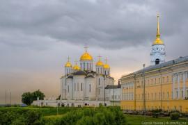 Летний Владимир после дождя