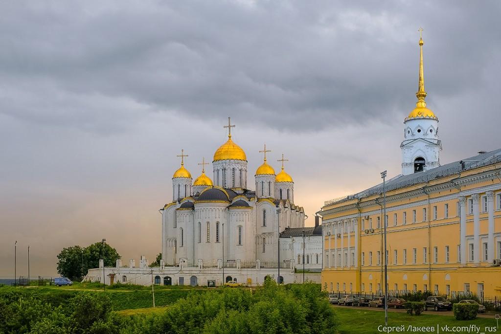 Летний Владимир после дождя 01