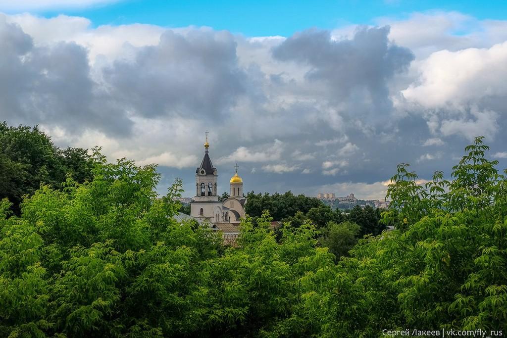 Летний Владимир после дождя 02