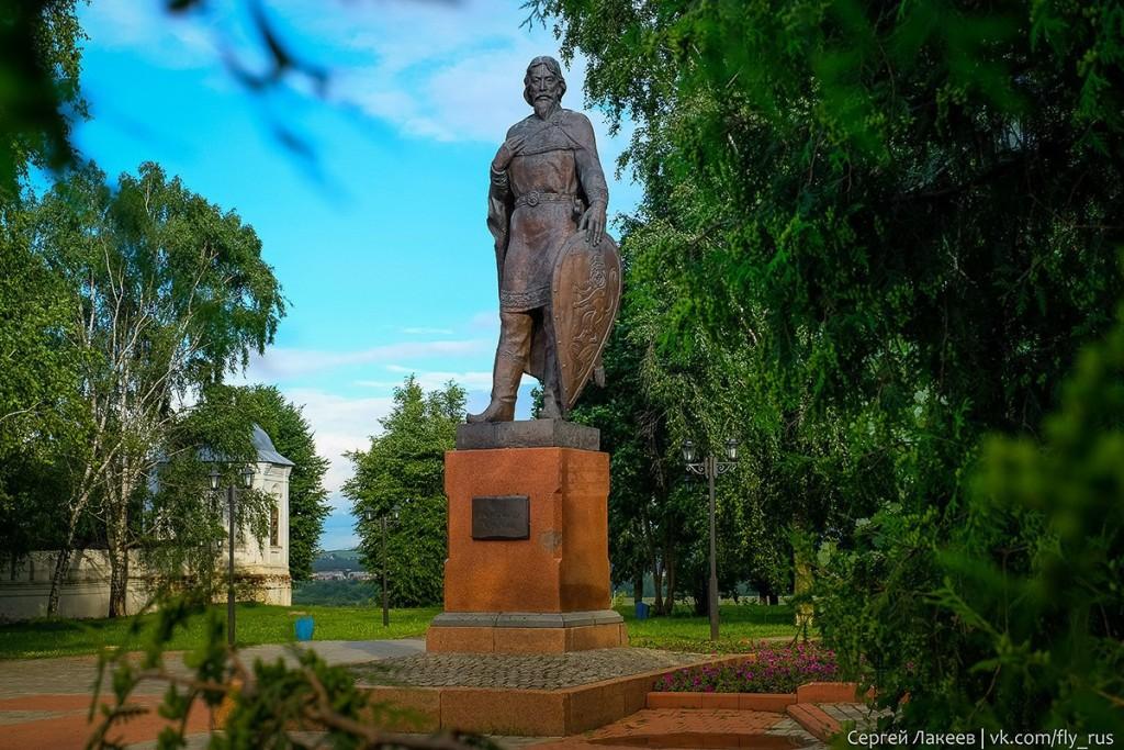 Летний Владимир после дождя 03