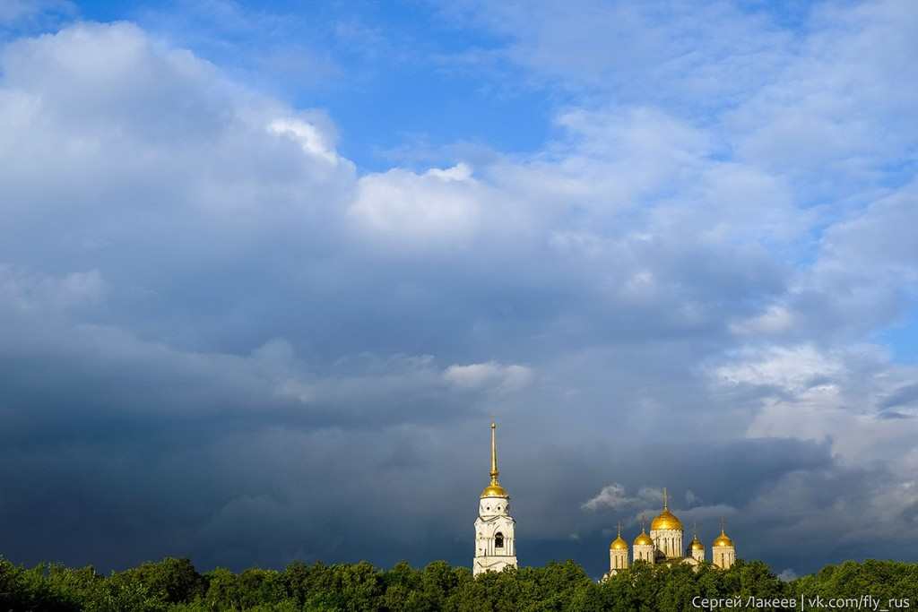 Летний Владимир после дождя 04
