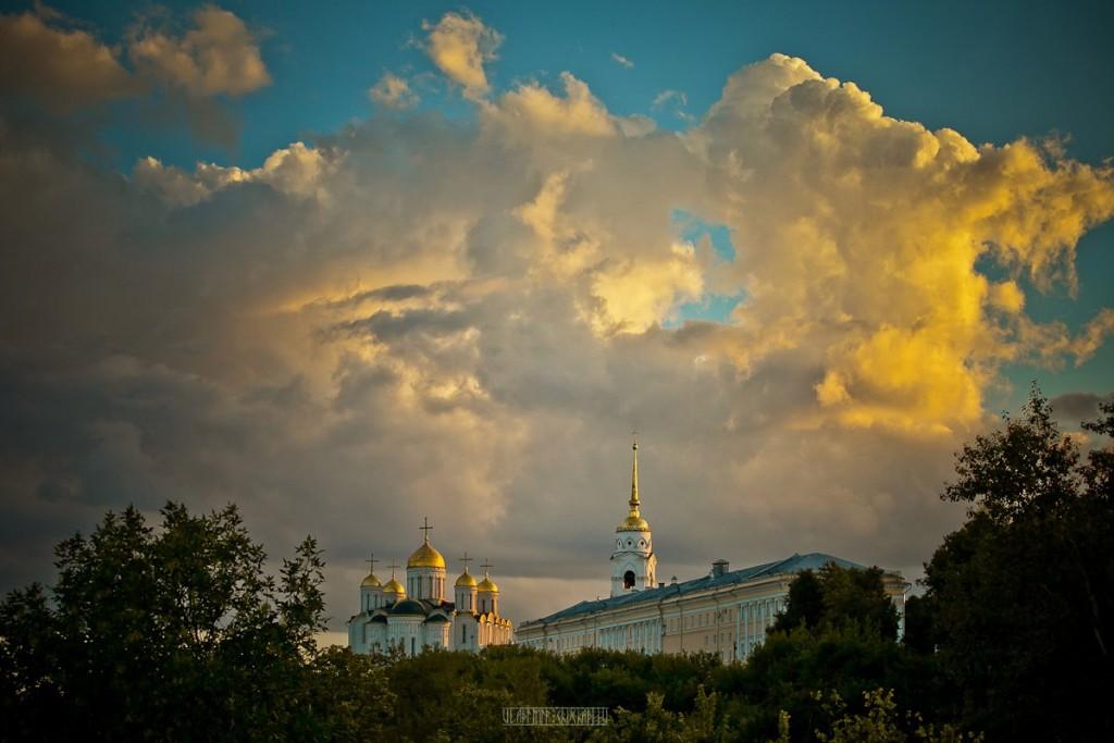 Начало августа во Владимире 01