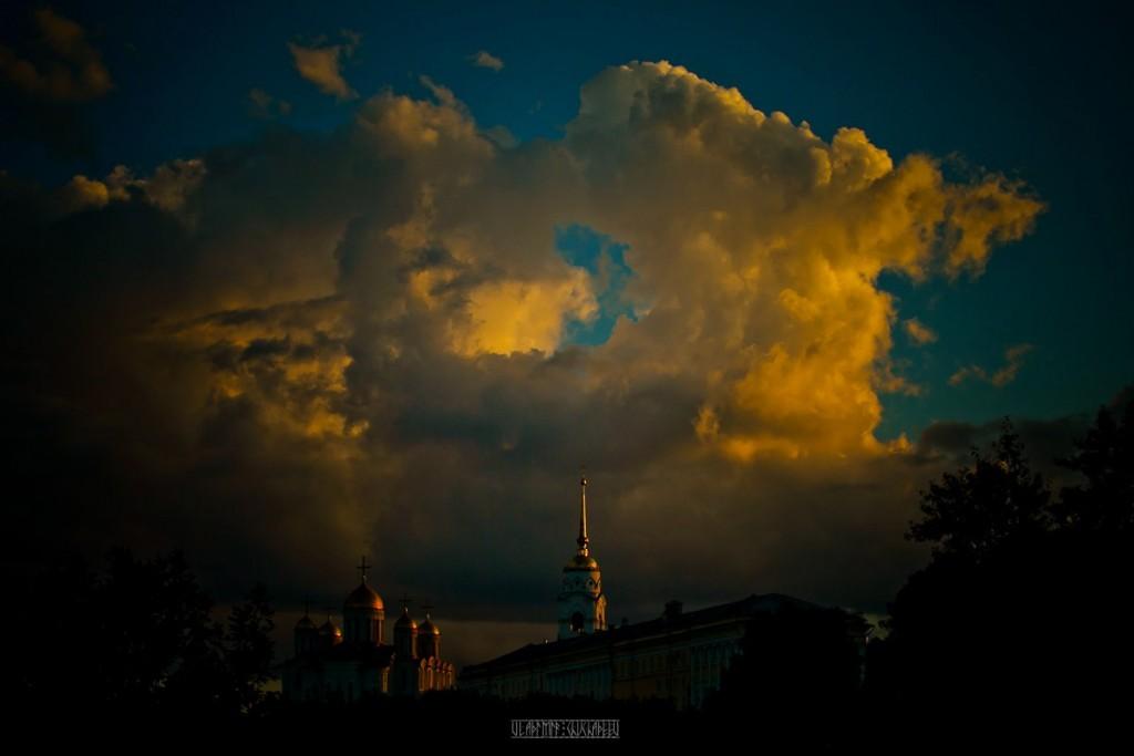 Начало августа во Владимире 02