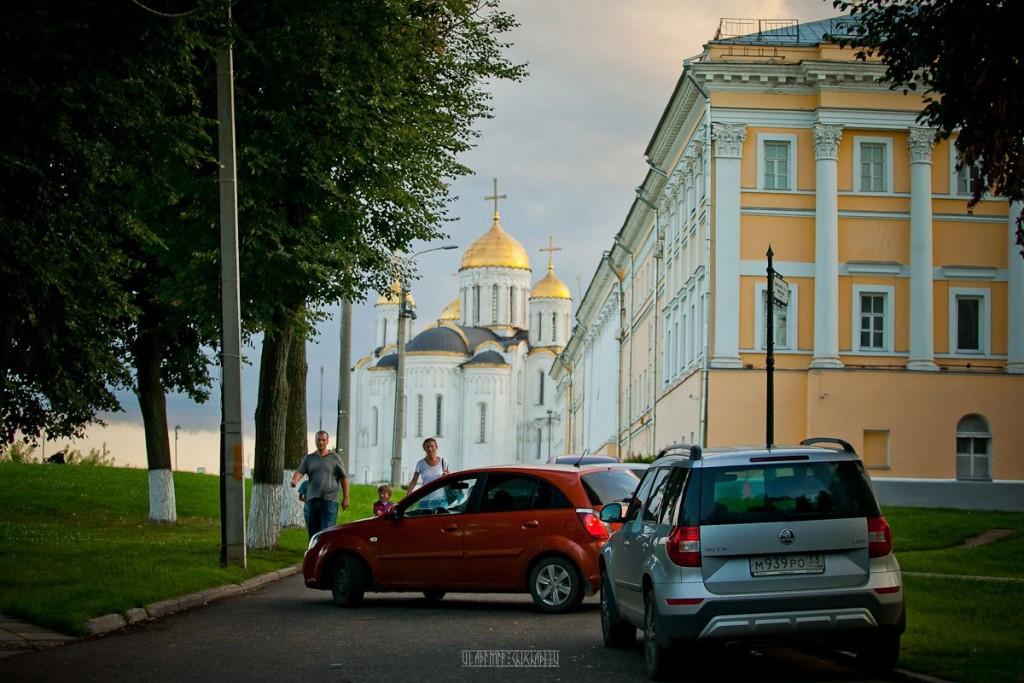 Начало августа во Владимире 03