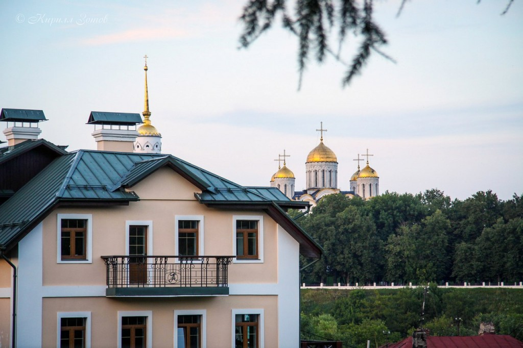Патриаршие сады, Владимир, Лето 2017 06
