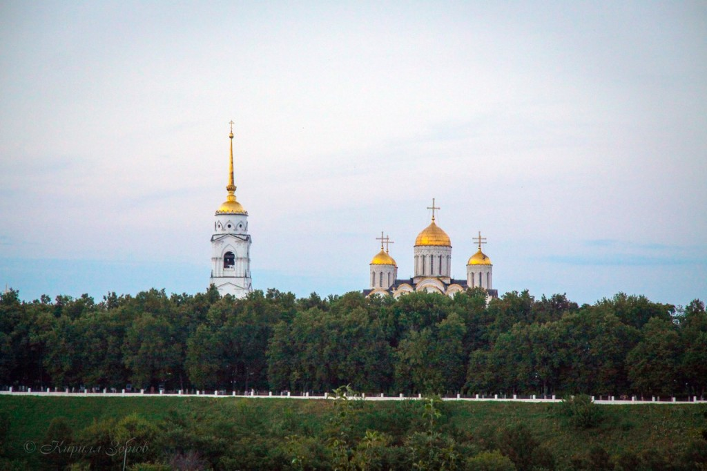 Патриаршие сады, Владимир, Лето 2017 08