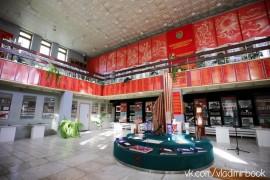 Праздник первоклассников в музее АО «МПЗ»