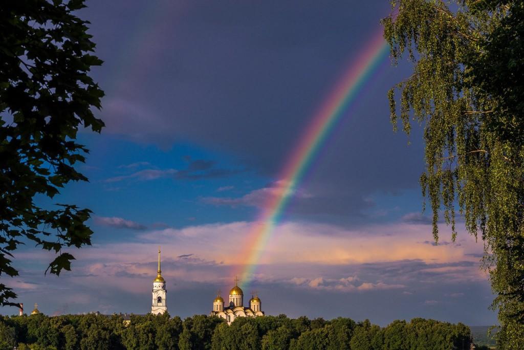 Радуга над Владимиром-II 07