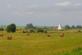 Село Кистыш, Васильевская церковь (1793), Суздальский р-н