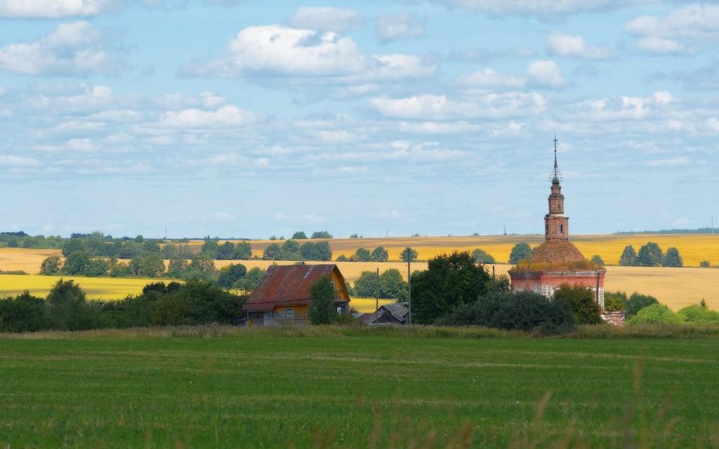 Село Семеновское-Советское, Суздальский р-н