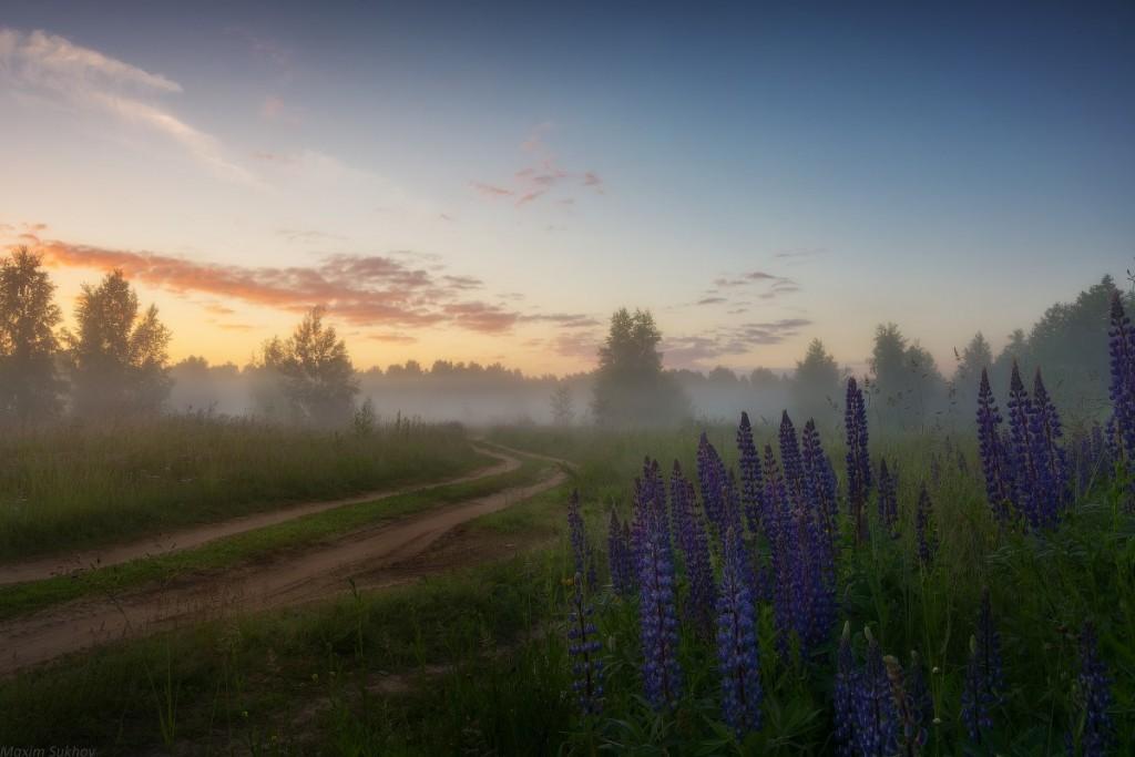 Серия летних рассветов в Вязниковском р-не 02