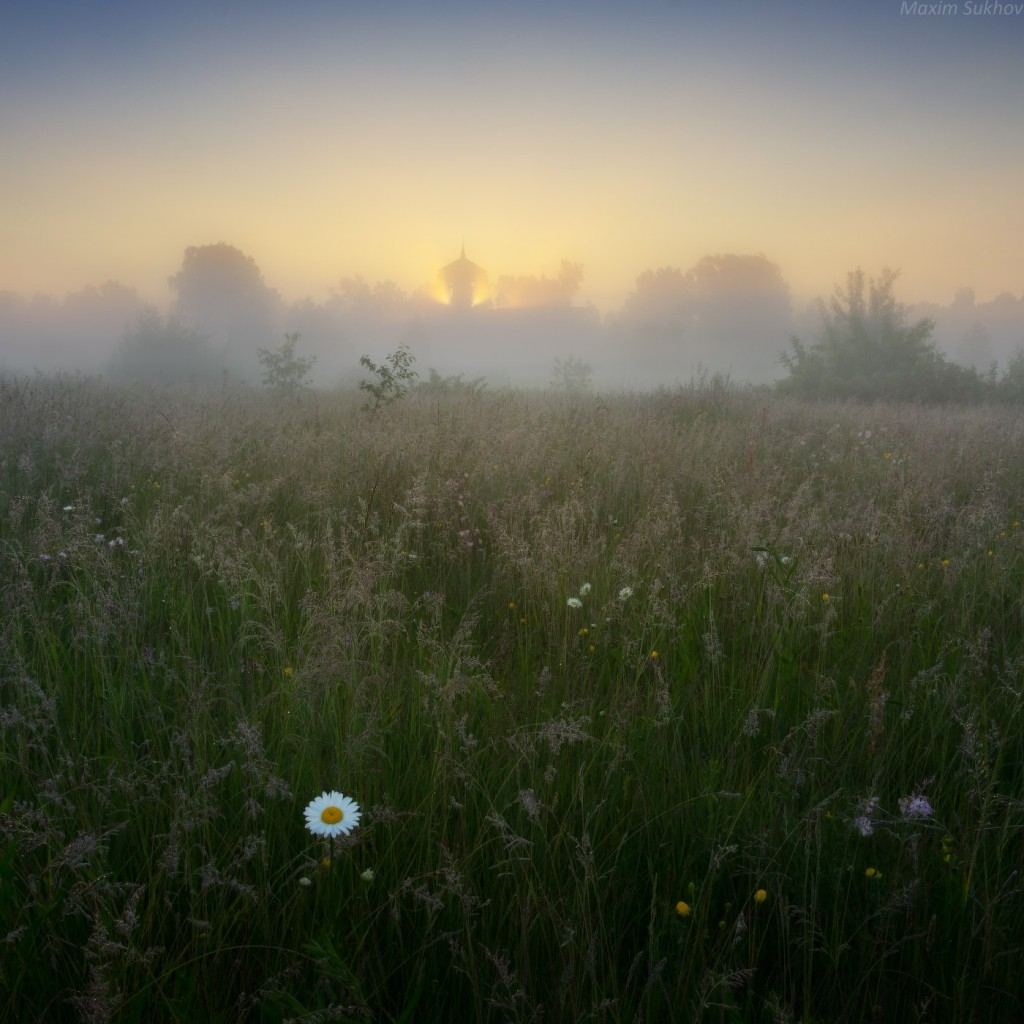 Серия летних рассветов в Вязниковском р-не 04